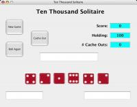 Ten Thousand Solitaire