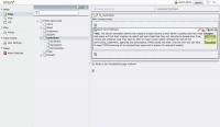 Вид экрана администратора (backend)
