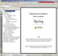 PDF документ, открытый в Foxit Reader